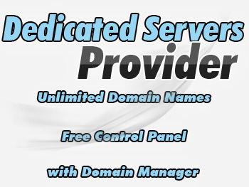 Discounted dedicated servers services